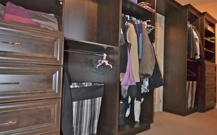 Amazing Walk In Closet Design
